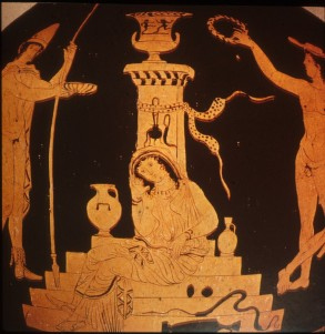 Image result for ancient greek electra