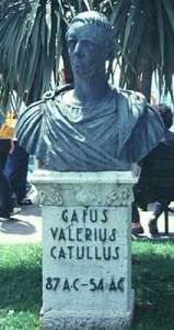 Catullus, Dead but Still so Alive