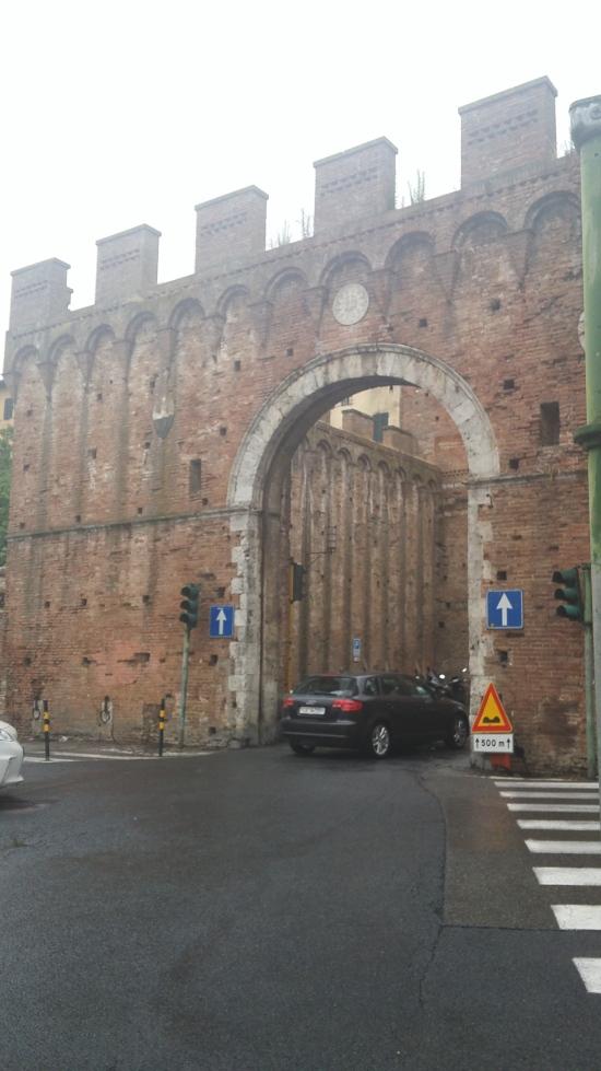 Siena 15 Porta Ovile