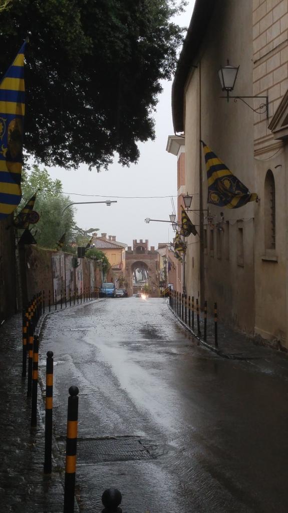 Siena 22 Porta Tuffi