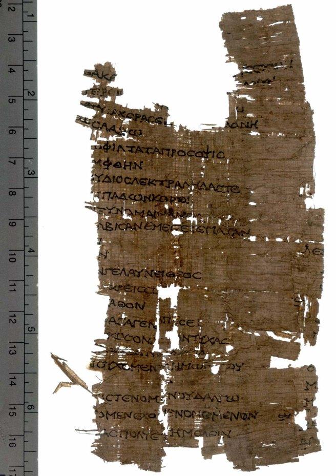Euripides fragment