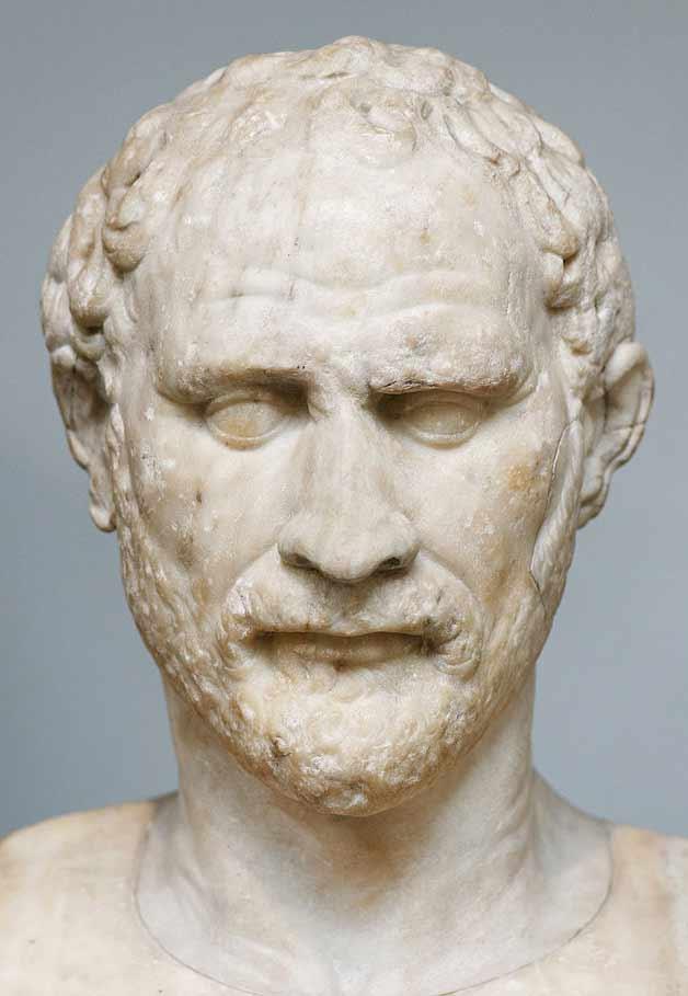 demosthenes-bust