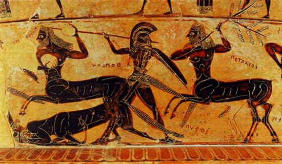 lapiths-and-centaurs