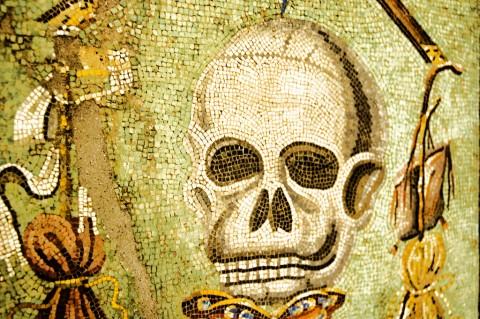 roman-death-mosaic