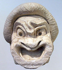 comedy-mask