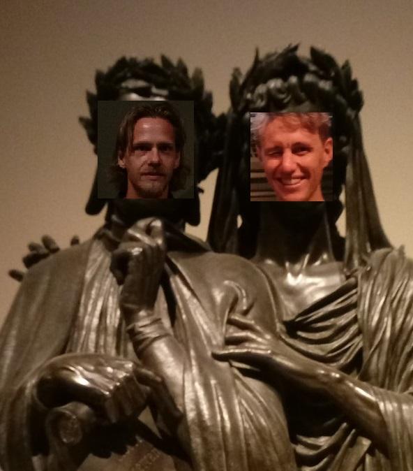 Erik and Joel 1