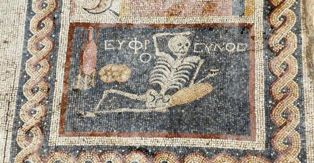 Image result for Ancient Roman Memento Mori