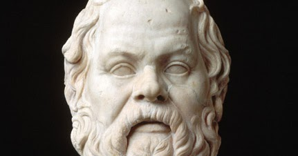 Image result for Ancient Greek Socrates gadfly