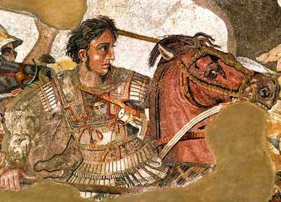 Image result for alexander the great's box iliad