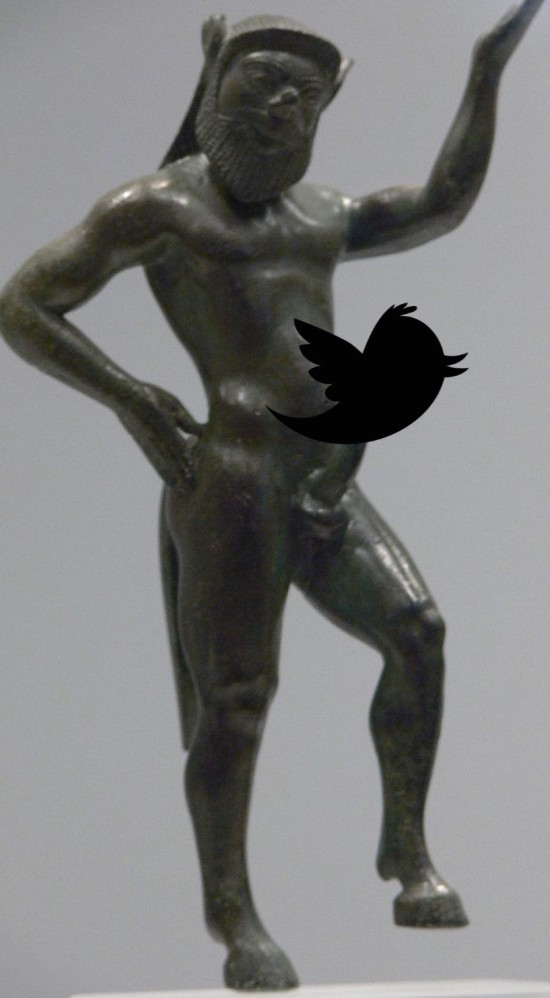 twitter satyr good