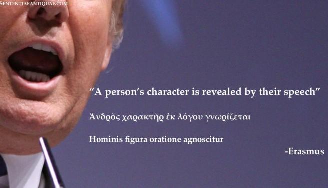Character Speech