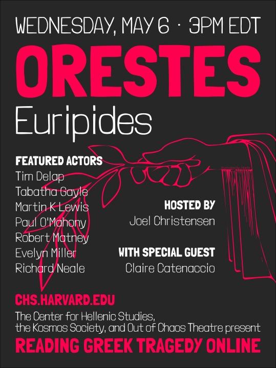 Orestes Poster
