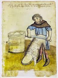 parchment-making