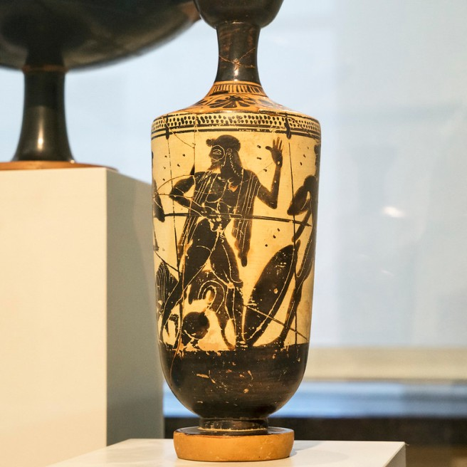 Odysseus and Ajax